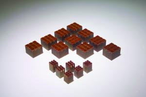 Embedding blocks