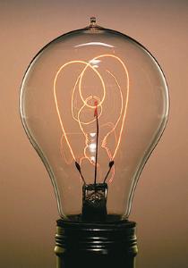 Carbon Filament Incandescent Lamp