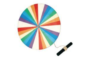 Hand Held Color Wheel