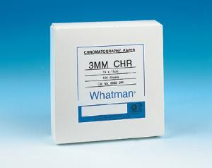 Whatman Grade 1 Chr Cellulose Chromatography Papers, Whatman products (Cytiva)