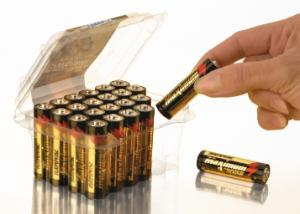 Alkaline Battery Class Packs