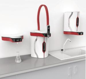 Dispensers for Water Purification Systems, ELGA LabWater
