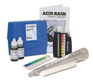 LaMotte® Acid Rain Study Kit