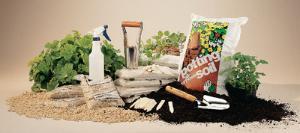 Sand, Soil and Gravel