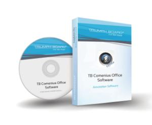 Triumph Board Comenius Office Software