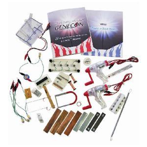 Genecon Activity Set with Manual