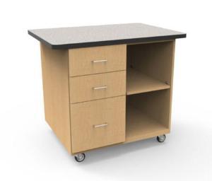 3D Mobile Cabinet