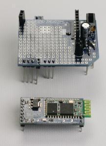 Asuro/AAR Bluetooth Kit