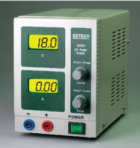 18 V 3 A regulated power supply