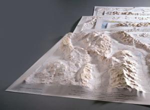 Geo-Landform Map Set