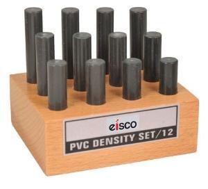 PVC density set