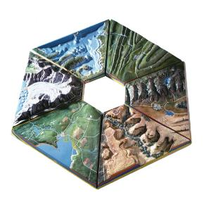Geological Landscape Model Set