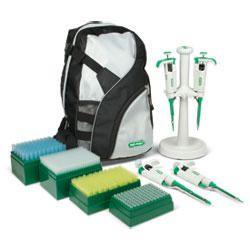 Micropipet Backpack Starter Set