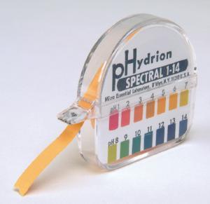 Wide Range pH Test Paper