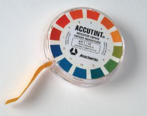 Accutint™ Wide-Range pH Test Papers