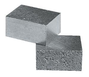 Alnico I Block Magnet Pair