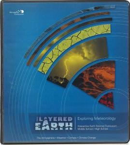 Layered Earth Meteorology Web