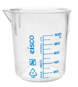 TPX Beaker, 100 ml