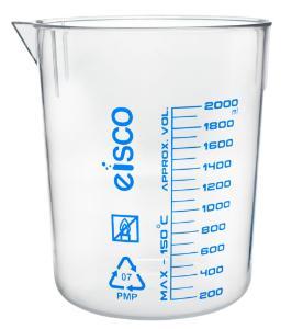 TPX Beaker, 2000 ml