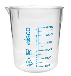 TPX Beaker, 5000 ml