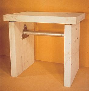Marble Balance Table, Gawet