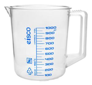 Beaker with Handle, 2000 ml