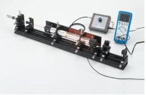 Leybold Products Helium Neon Laser Experiment
