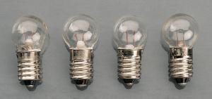 Incandescent Lamps with Miniature Screw Base