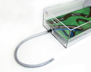 Stormwater Floodplain Simulation System, Long-Hose-off-end