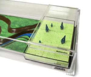Stormwater Floodplain Simulation System, Wetlands-headwater