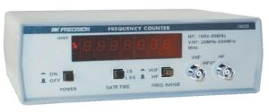 Bench Frequency Counter, 200MHz