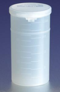 Snap-Seal Sample Container, 45 ml