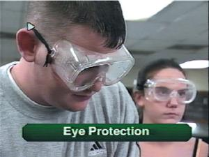 Science Lab Safety DVD