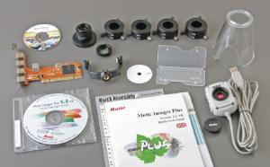 Moticam High-Resolution Digital Presentation Cameras