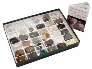 Classroom Mineral Collection