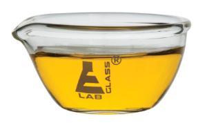 Basin Evaporating Glass