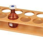 Bottle Stand for Six Bottles