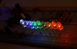 Rainbow LED Pack
