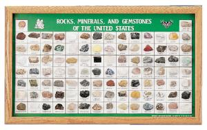 Rocks, Minerals, And Gemstones of the United States