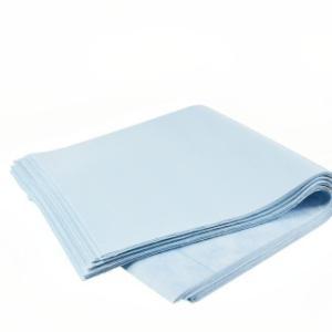 Super absorbent blue soakers, 45.7×101.6 cm