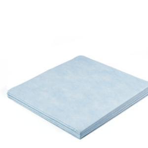 Super absorbent blue soakers, 45.7×50.8 cm