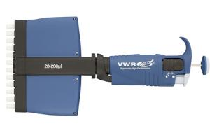 VWR Signature™ Ergonomic High Performance Multichannel Pipettor