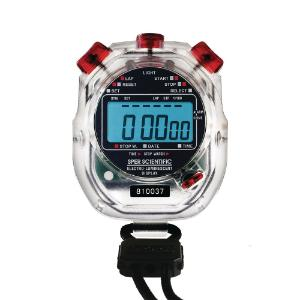 Electro-Luminescent Stopwatch, Sper Scientific