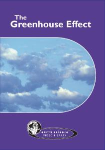 The Greenhouse Effect DVD