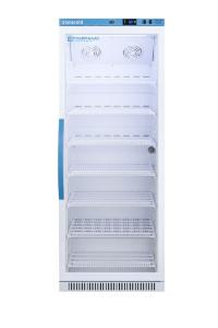 Pharm-Vac series refrigerator with glass doors, 12 cu.ft.