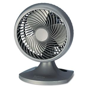 "Holmes® 8"" Table/Wall Blizzard® Oscillating Power Fan"