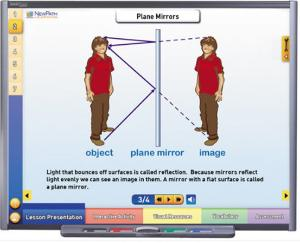 Interactive Whiteboard Science Lessons: Exploring Light and Optics