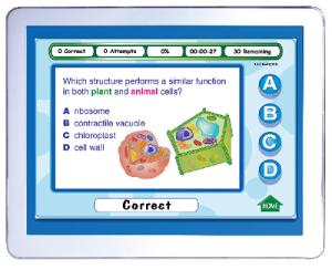 Interactive Whiteboard Science Review