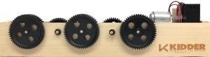 Kidder Gear System