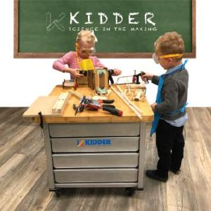 Kiddiecart Drawer Cube